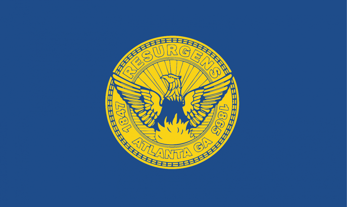 Atlanta City Flag